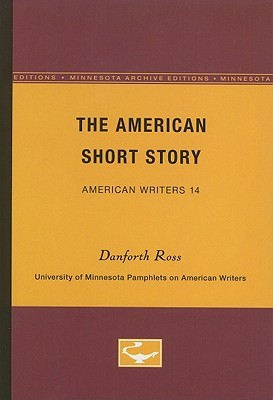 The American Short Story (American Writers, #14)