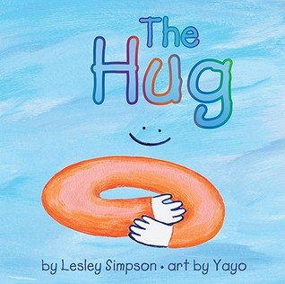 The Hug by Lesley Simpson