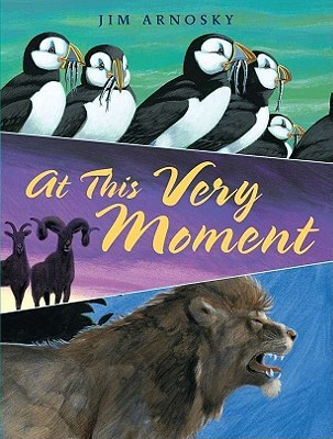 At This Very Moment by Jim Arnosky
