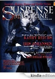 Suspense magazine November 2011 by John Raab