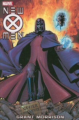 New X-Men by Grant Morrison Ultimate Collection - Book 3 by Grant Morrison