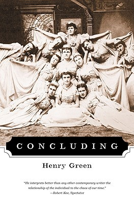 Concluding by Henry Green