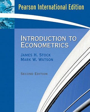 Introduction To Econometrics by James H. Stock