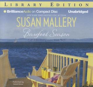Barefoot Season: A Blackberry Island Novel