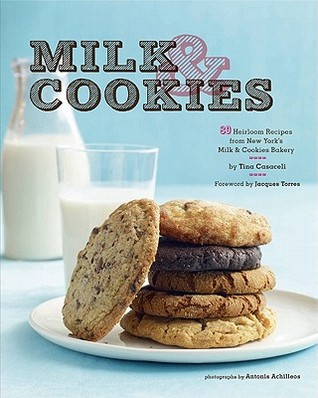 Milk & Cookies by Tina-Marie Casaceli