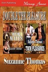 Double the Pleasure (Her Mates / Twin Pleasures)