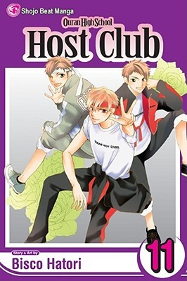 Ouran High School Host Club, Vol. 11 (Ouran High School Host Club, #11)