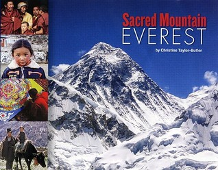 Sacred Mountain by Christine Taylor-Butler