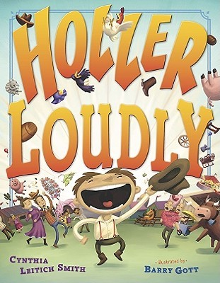 Holler Loudly by Cynthia Leitich Smith