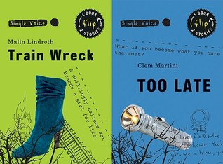 Train Wreck and Too Late by Malin Lindroth