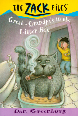 Great-Grandpa's in the Litter Box (The Zack Files #1) by ...