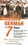 Conversational German in 7 Days Package (Book + 2cds)