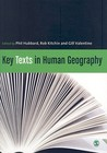 Key Texts in Human Geography by Phil J. Hubbard