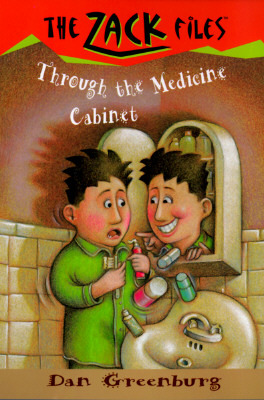 Through the Medicine Cabinet (The Zack Files #2) by Dan ...