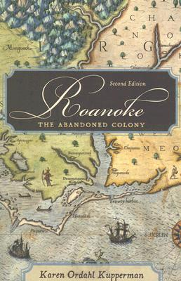 Roanoke by Karen Ordahl Kupperman