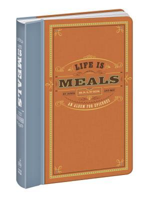 Life Is Meals Journal: An Album for Epicures