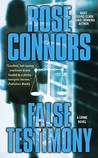 False Testimony (Marty Nickerson, #4)