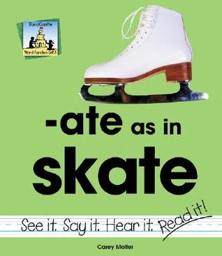 Ate As In Skate by Carey Molter