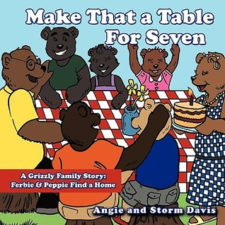 Make That a Table for Seven by Angie Davis