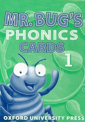 Mr. Bug's Phonics Cards 1 Cards