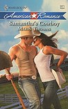 Samantha's Cowboy (Cartwright Siblings series #3)