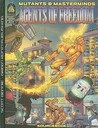 Mutants & Masterminds: Agents of Freedom Sourcebook