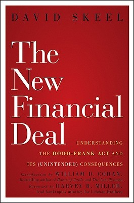The New Financial Deal by David A. Skeel Jr.