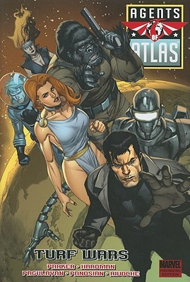 Agents of Atlas by Jeff Parker
