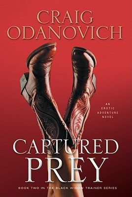 Captured Prey (The Black Widow Trainer #2)
