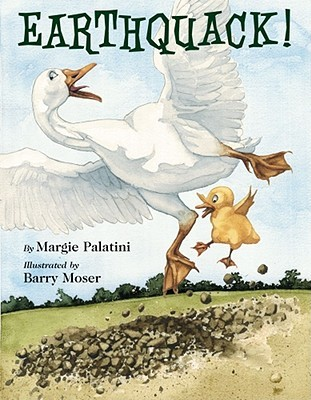 Earthquack! by Margie Palatini