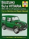 Suzuki Sj410/Sj413 (82 97) And Vitara Service And Repair Manual (Haynes Service & Repair Manuals)