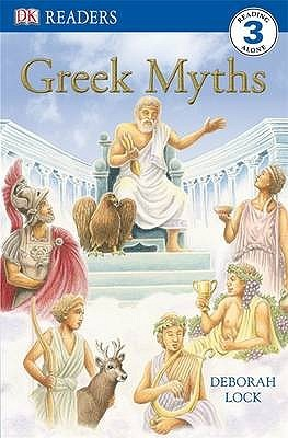 Greek Myths (Dk Readers Level 3)