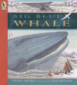 Big Blue Whale Big Book: Read and Wonder