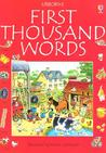 First Thousand Words In English (First Thousand Words)