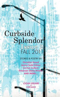 Curbside Splendor Semi-Annual Journal by Leah Tallon