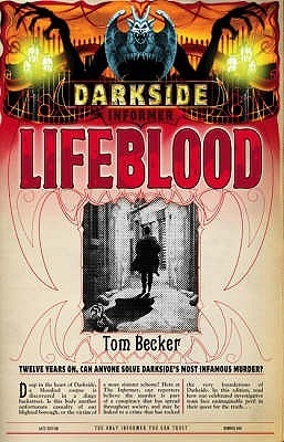 Lifeblood by Tom Becker