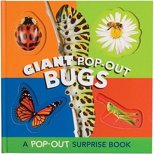 Giant Pop-Out Bugs by Amelia Powers
