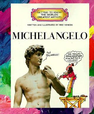 Michelangelo by Mike Venezia