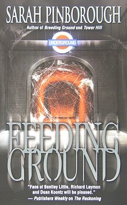 Feeding Ground by Sarah Pinborough