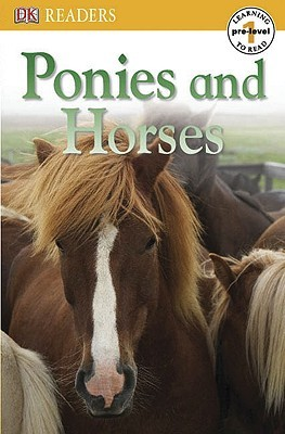 Ponies and Horses by Fiona Lock