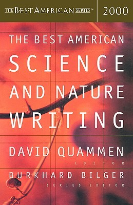 The Best American Science and Nature Writing 2000 by David Quammen