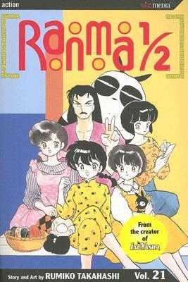 Ranma 1/2, Vol. 21 by Rumiko Takahashi