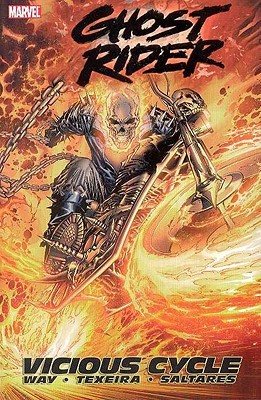 Ghost Rider, Vol. 1: Vicious Cycle