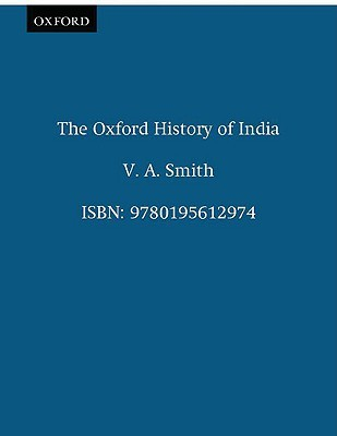 The Oxford History of India
