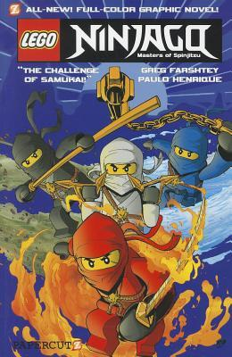 Lego Ninjago, Masters of Spinjitzu. The Challenge of Samukai