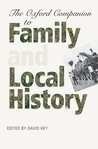 Oxford Companion to Family and Local History