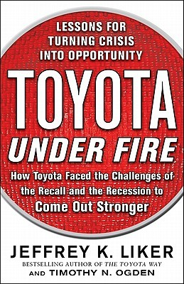 Download for free Toyota Under Fire: Lessons for Turning Crisis Into Opportunity DJVU