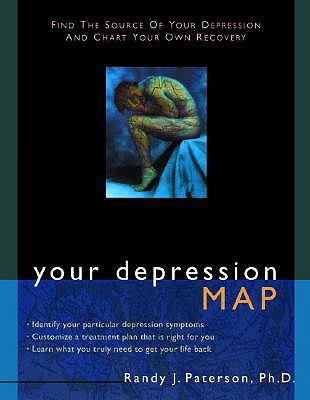 Your Depression Map by Randy J. Paterson