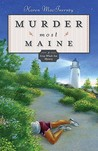 Murder Most Maine by Karen MacInerney