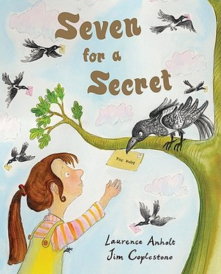 Seven for a Secret by Laurence Anholt